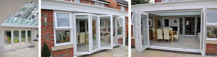 FRENCH BI FOLD AND PATIO DOORS Winstanley Windows