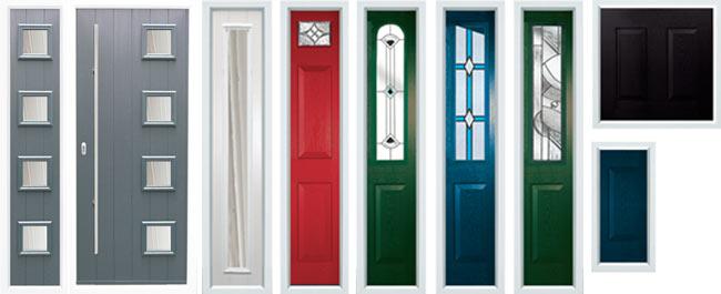 Composite Doors Winstanley Windows